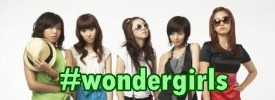 #wondergirls