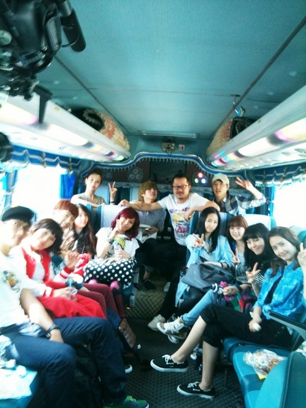 Photos Wonder Girls With Family Outing 2 Members